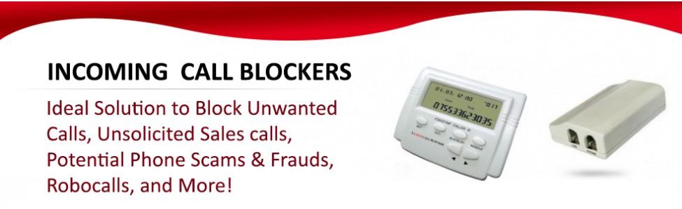 Incoming Call Blockers