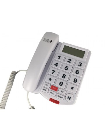 Big Button Caller ID Phone