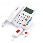 SOS Phone System - Supports up to 5 Pedants & 10 Emergency Numbers