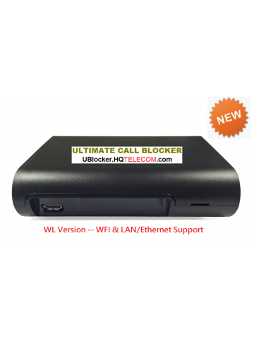 ULTIMATE CALL BLOCKER WL (WIFI/LAN)