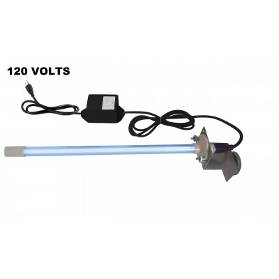 UV LIGHT AIR PURIFIER FOR AC HVAC COIL 120V 14″ BULB
