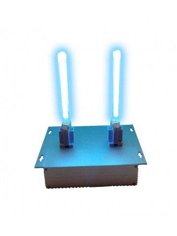 UV Lamp Dual Light / Air Cleanser for AC/HVAC