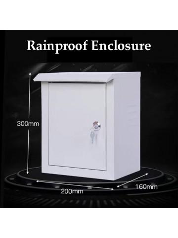 Steel Outdoor Waterproof Enclosure Box