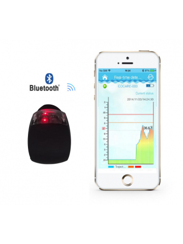 Bluetooth Mobile Incoming Call Alert & Flashing Light Gadget
