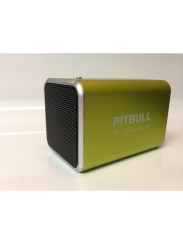 Bluetooth Speaker RockDoc/PITTBULL