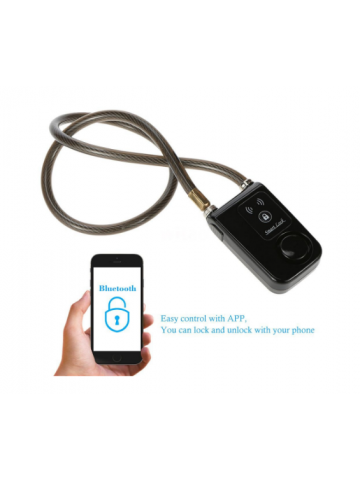 Bluetooth Chain Lock