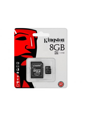 Micro SD 16GB + Adapter