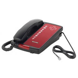 Auto-dialer Emergency Desk/Wall Phone
